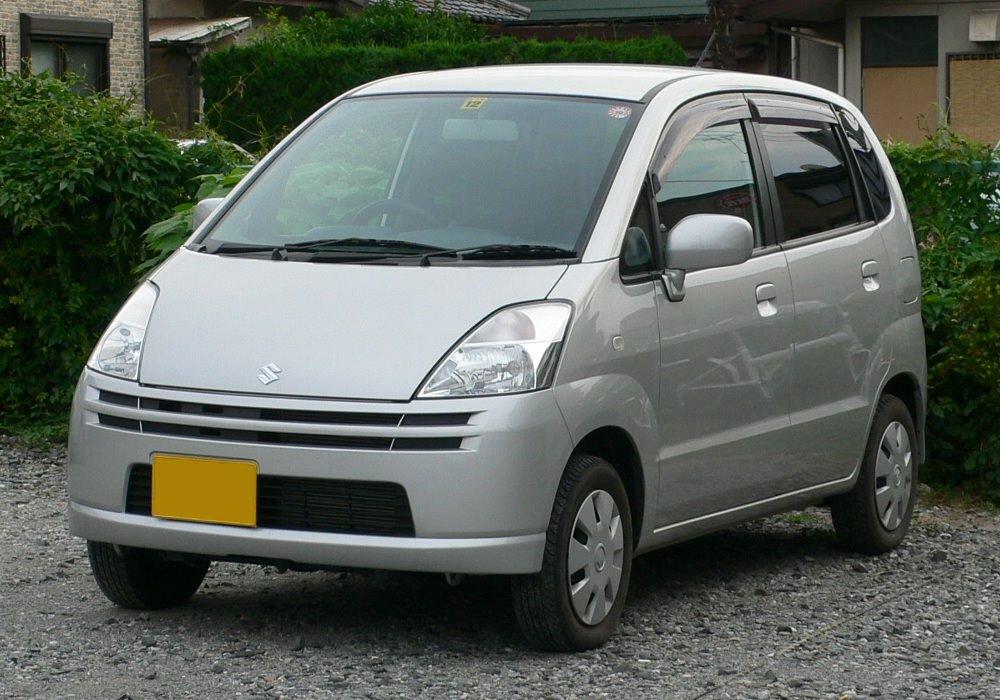 Suzuki MR Wagon I 2001 - 2006 Hatchback 5 door #4
