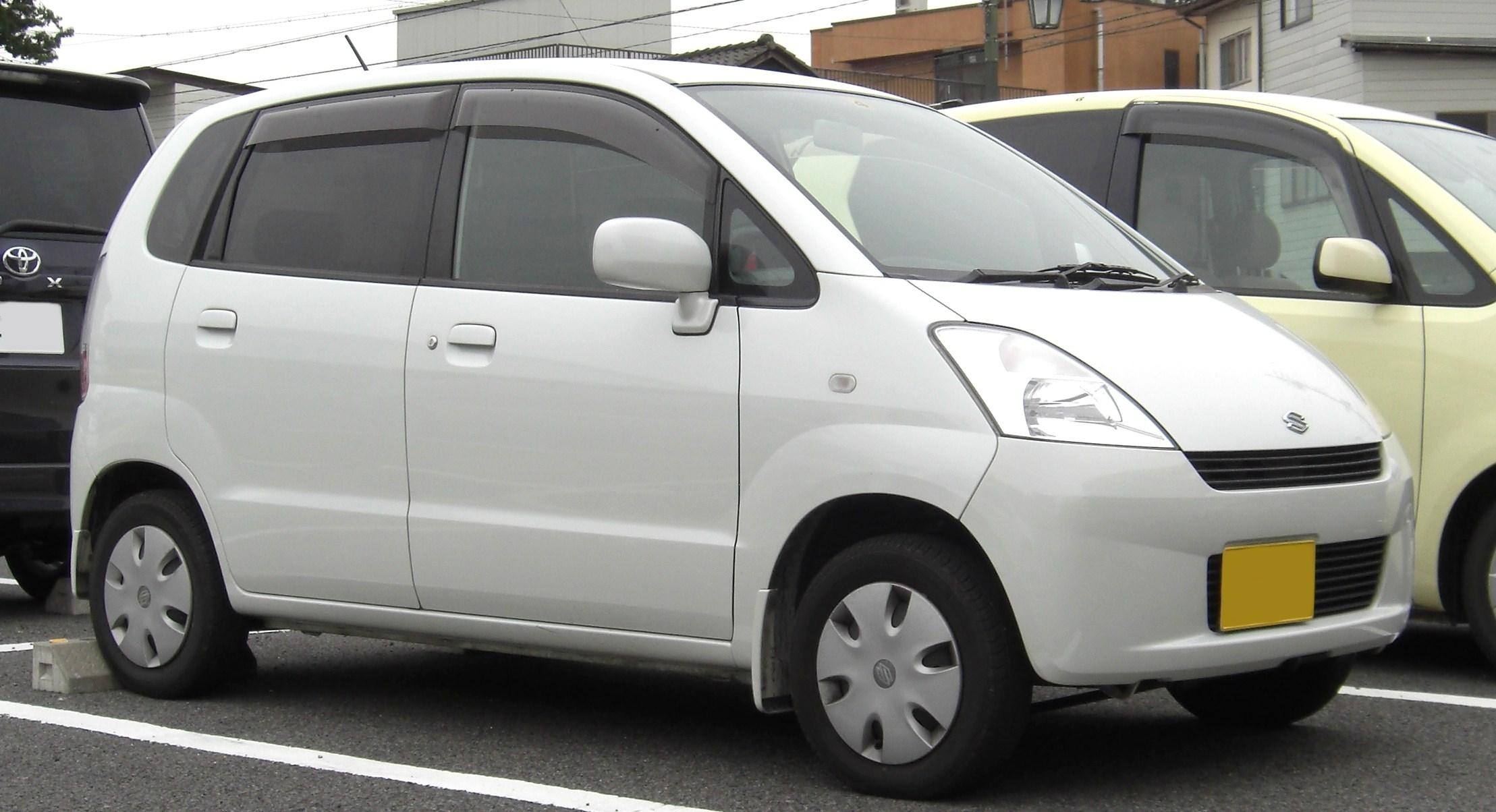 Suzuki MR Wagon I 2001 - 2006 Hatchback 5 door #3