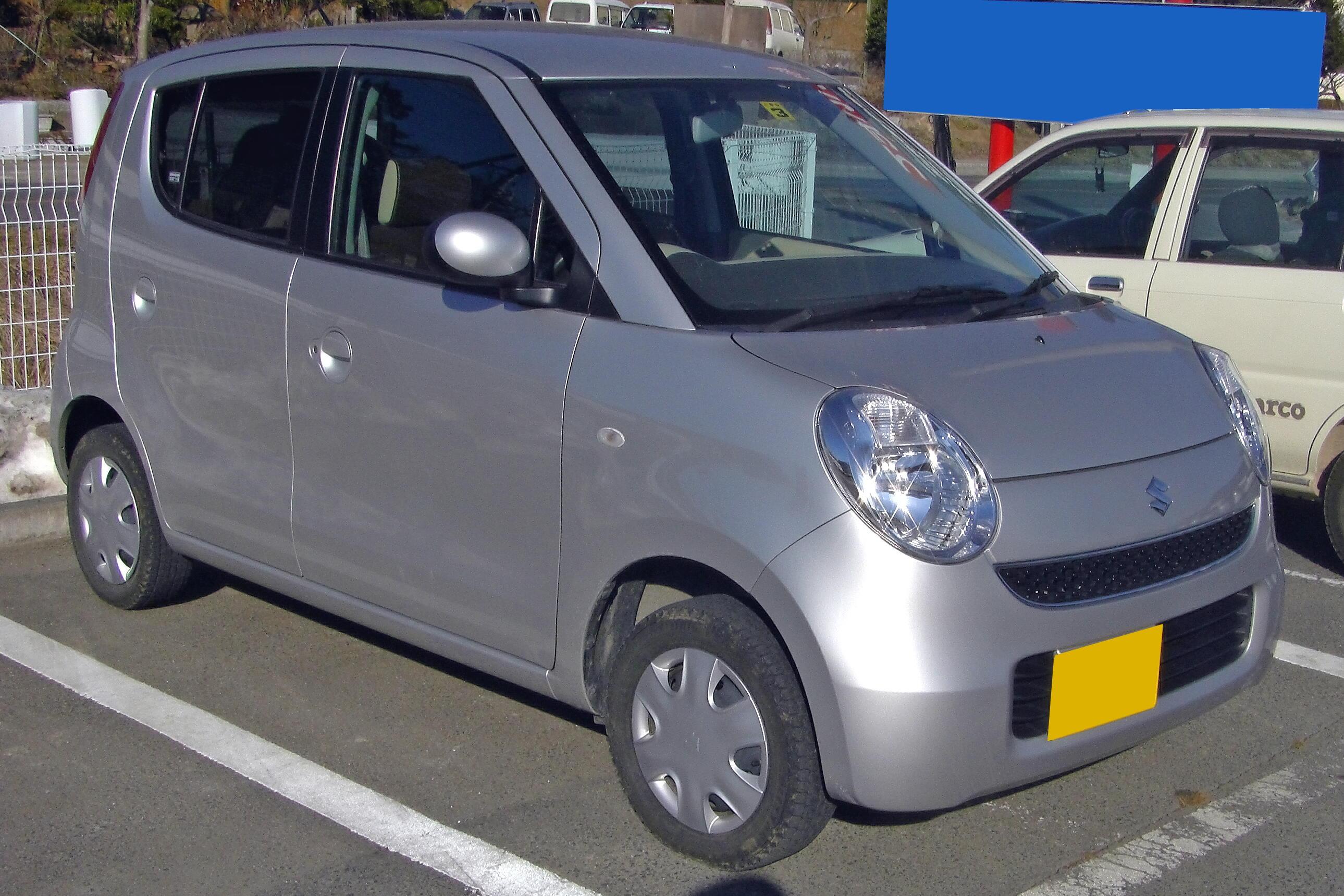 Suzuki MR Wagon I 2001 - 2006 Hatchback 5 door #1