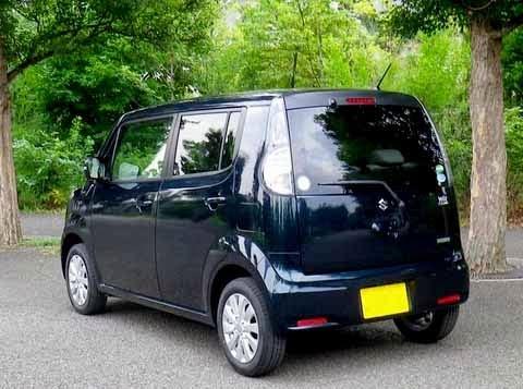 Suzuki MR Wagon II 2005 - 2011 Hatchback 5 door #5