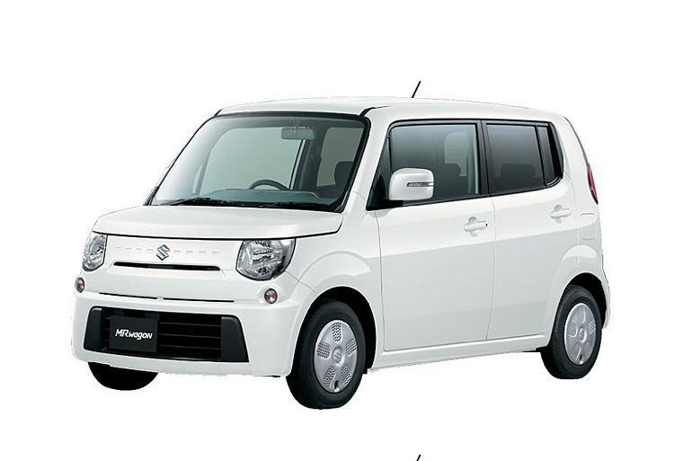 Suzuki MR Wagon III 2011 - 2016 Microvan #4