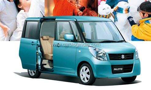 Suzuki MR Wagon III 2011 - 2016 Microvan #3