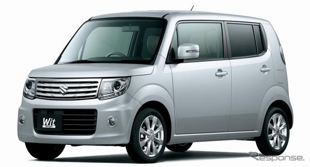 Suzuki MR Wagon III 2011 - 2016 Microvan #5