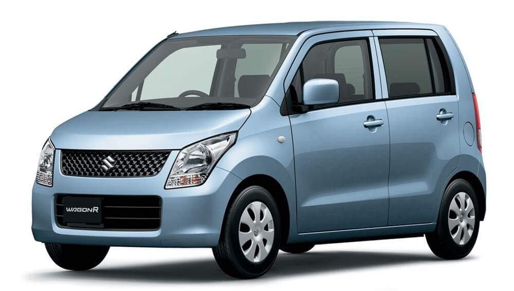 Suzuki MR Wagon III 2011 - 2016 Microvan #6