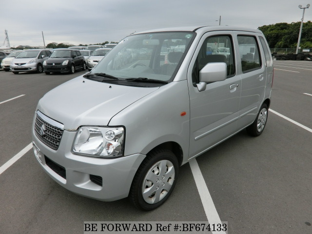 Suzuki Solio I 2005 - 2010 Microvan #3
