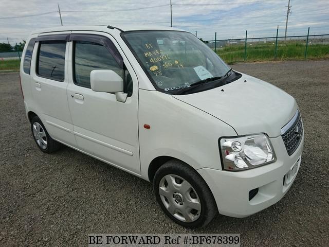Suzuki Solio I 2005 - 2010 Microvan #2