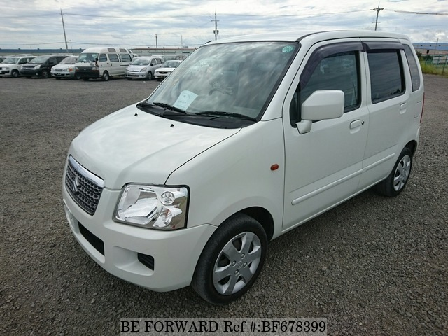 Suzuki Solio I 2005 - 2010 Microvan #1