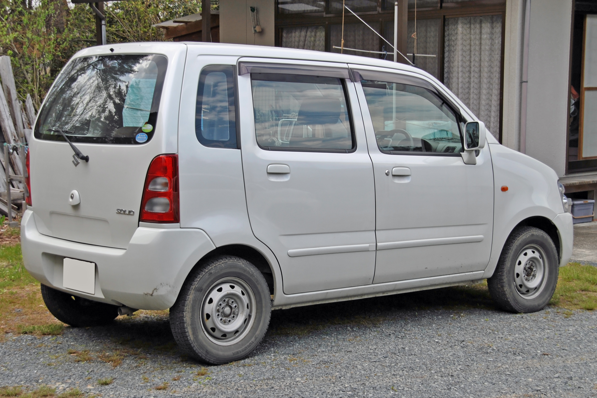 Suzuki Wagon R+ II 2000 - 2008 Microvan #3