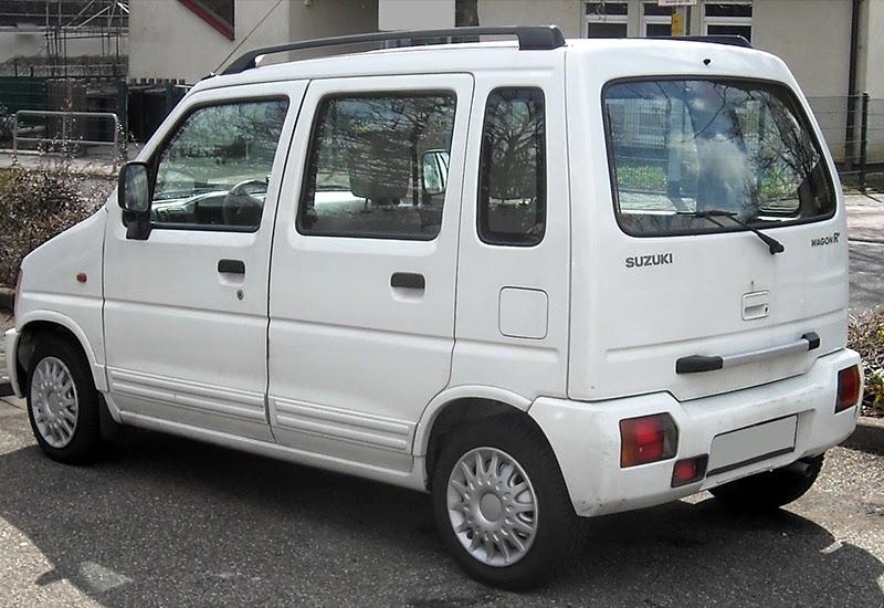 Suzuki Wagon R+ II 2000 - 2008 Microvan #2