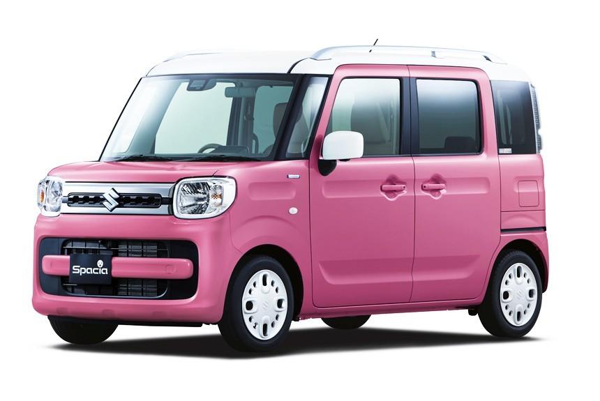 Suzuki Spacia 2013 - now Microvan #1