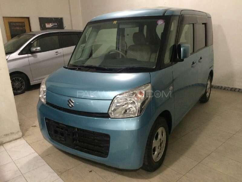 Suzuki Spacia 2013 - now Microvan #2