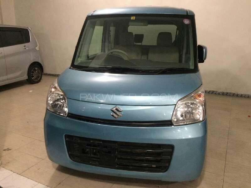 Suzuki Spacia 2013 - now Microvan #6