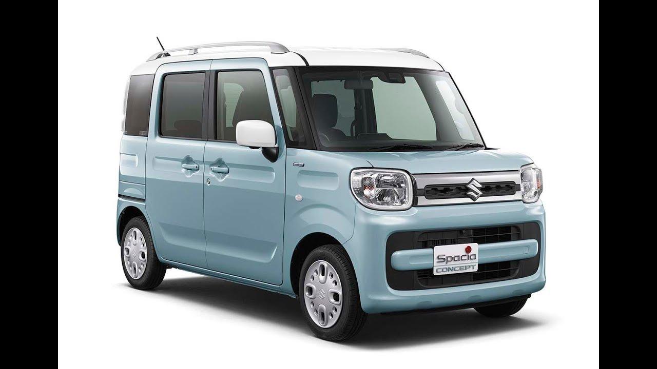 Suzuki Spacia 2013 - now Microvan #8
