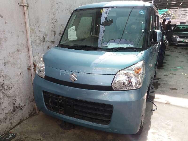 Suzuki Spacia 2013 - now Microvan #5