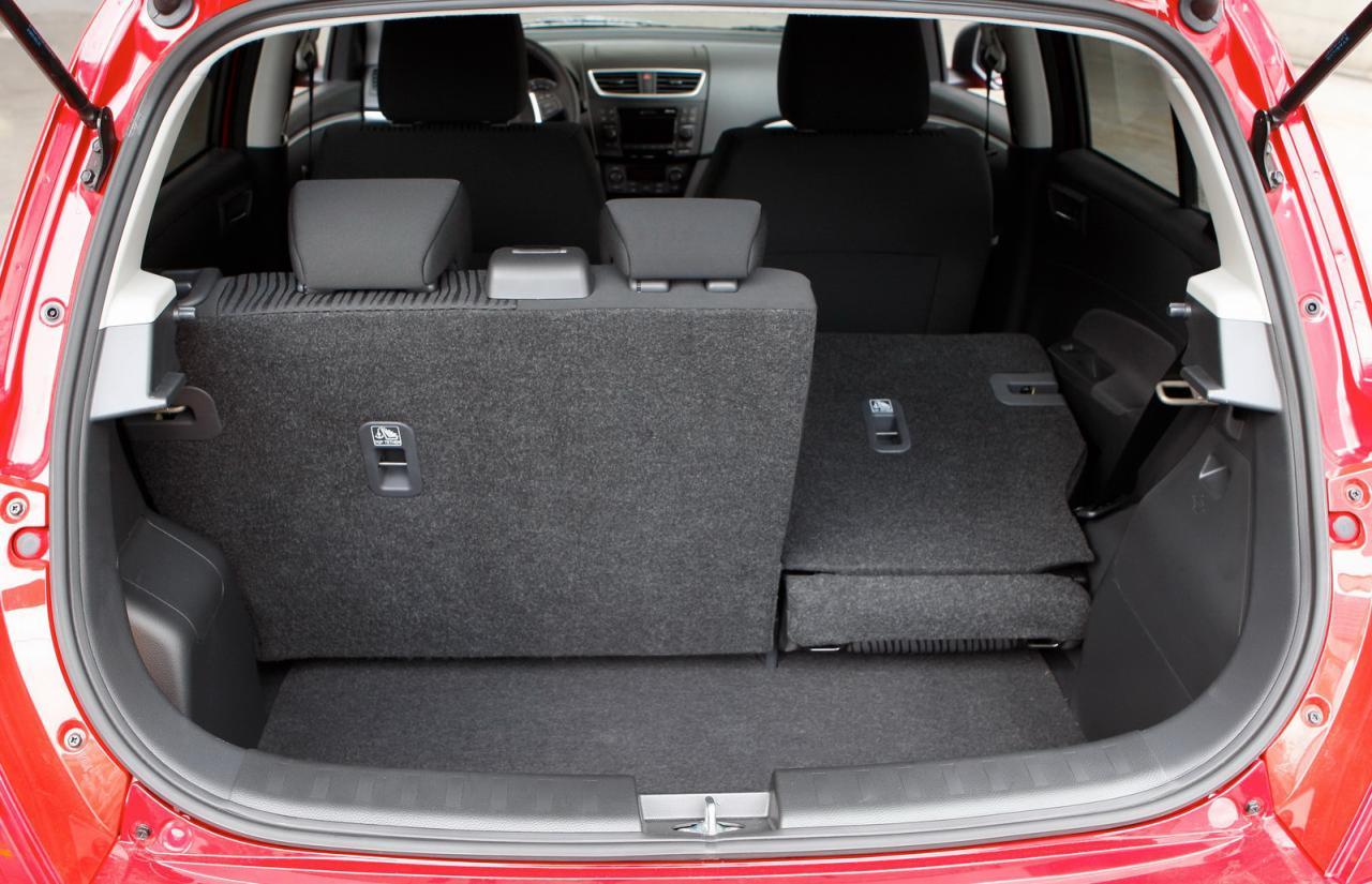 Suzuki Splash I 2008 - 2012 Hatchback 5 door #7