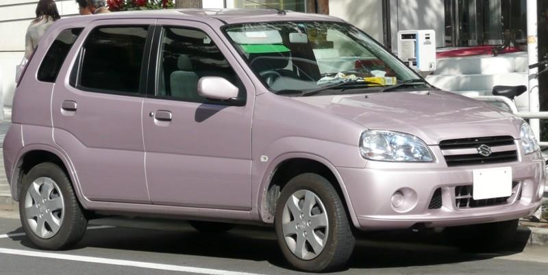 Suzuki Swift I (Japan) 2000 - 2004 Hatchback 5 door #4