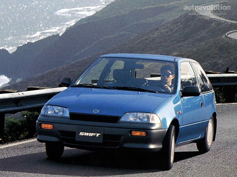Suzuki Swift II 1989 - 1995 Hatchback 3 door #3