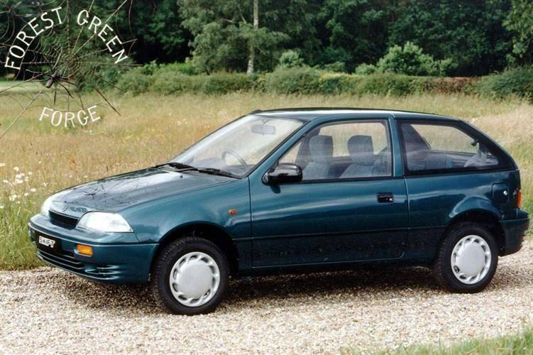 Suzuki Swift II 1989 - 1995 Hatchback 5 door #1