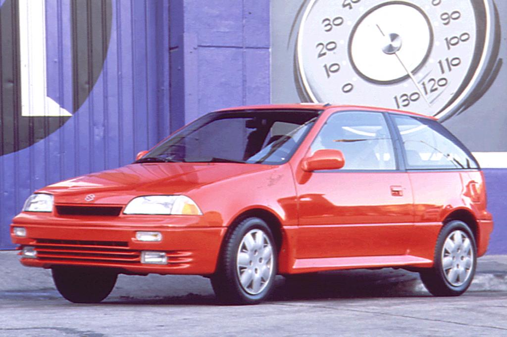 Suzuki Swift II 1989 - 1995 Sedan #1