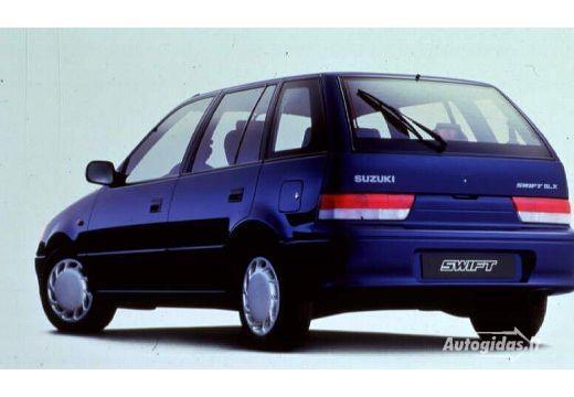 Suzuki Swift II Restyling 1995 - 2003 Sedan #2