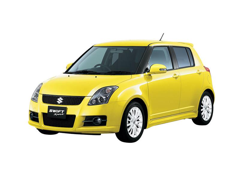 Suzuki Swift III 2004 - 2010 Hatchback 3 door #2