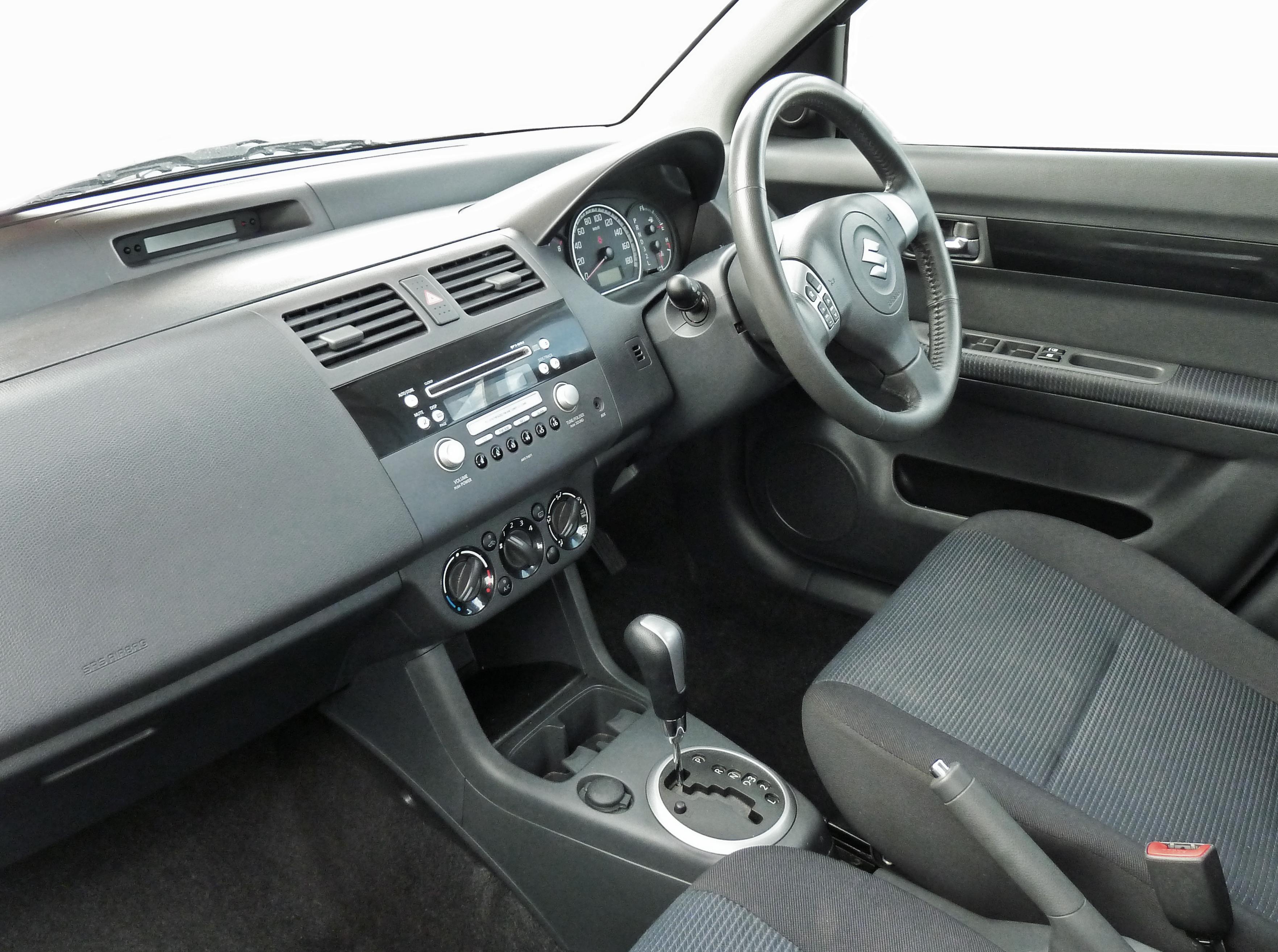 Suzuki Swift III 2004 - 2010 Hatchback 3 door #5