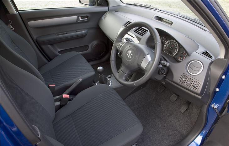 Suzuki Swift III 2004 - 2010 Hatchback 3 door #7