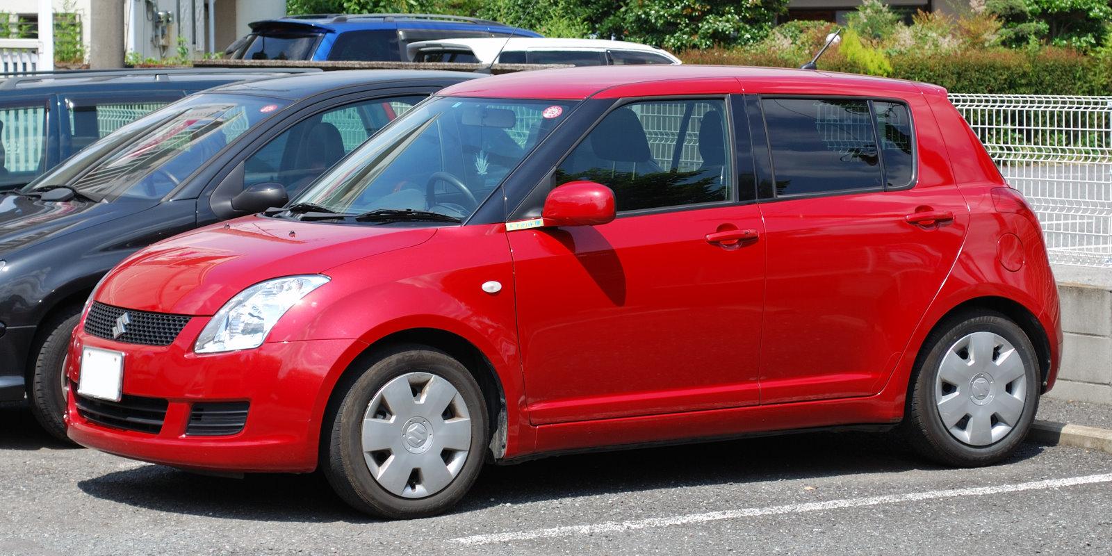 Suzuki Swift III 2004 - 2010 Hatchback 3 door #3