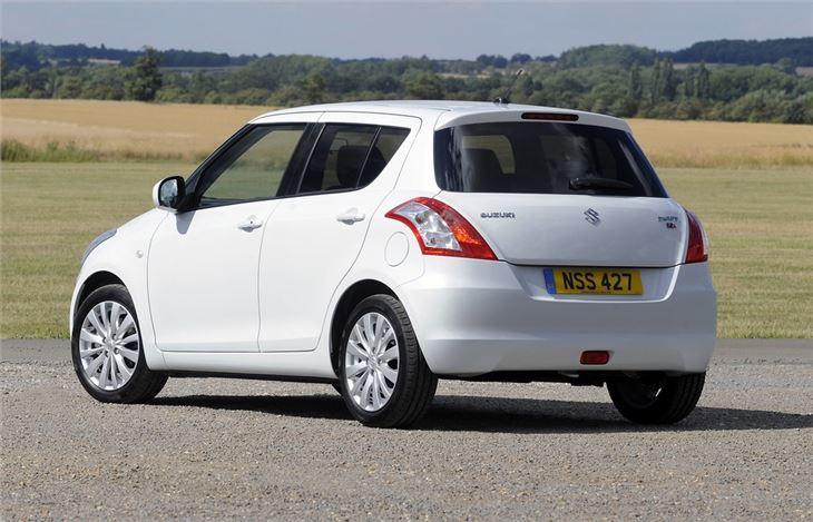 Suzuki Swift IV 2010 - 2013 Hatchback 5 door #8