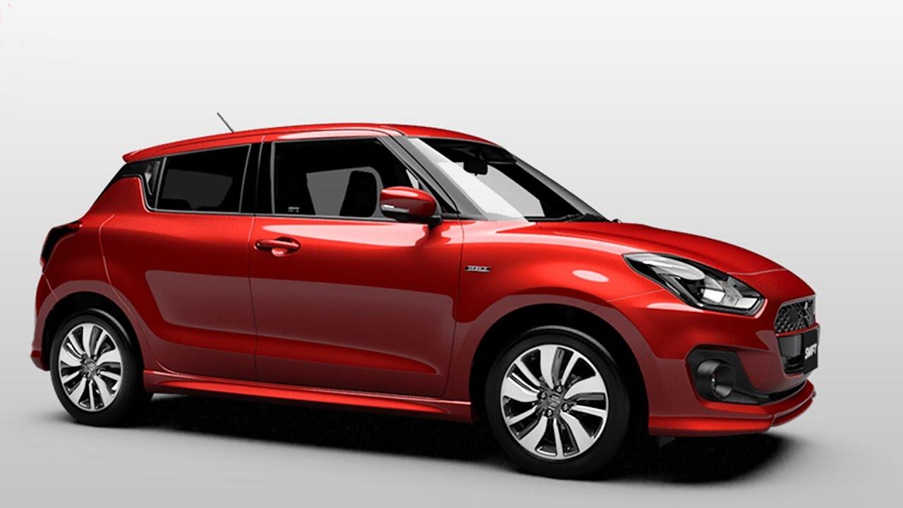 Suzuki Swift V 2017 - now Hatchback 5 door #4