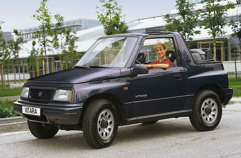 Suzuki Vitara I 1988 - 2006 SUV 3 door #1