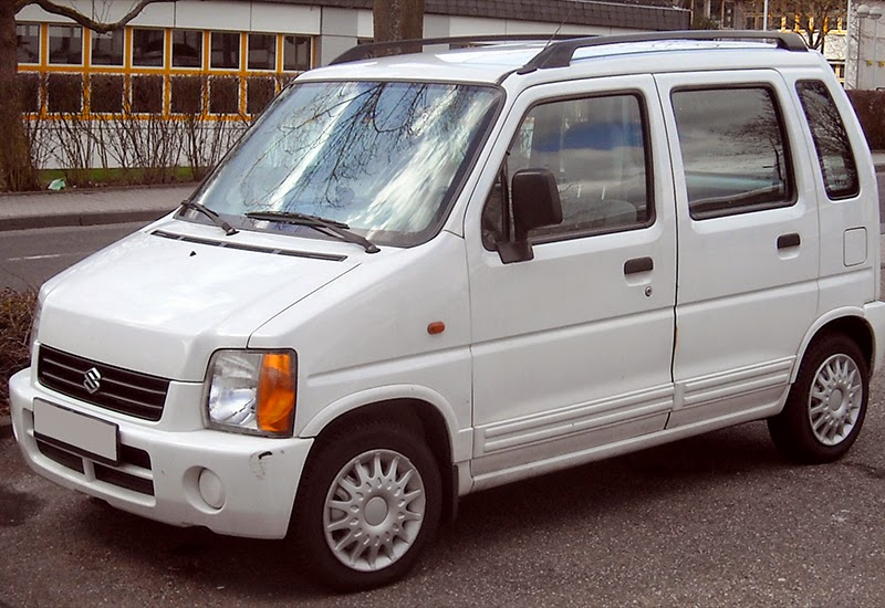 Suzuki Wagon R I 1993 - 1998 Hatchback 5 door #5