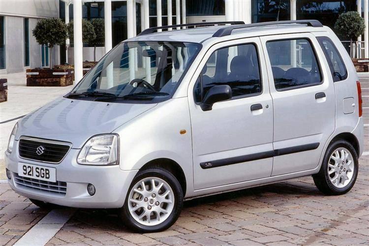 Suzuki Wagon R+ I 1997 - 2000 Microvan #3
