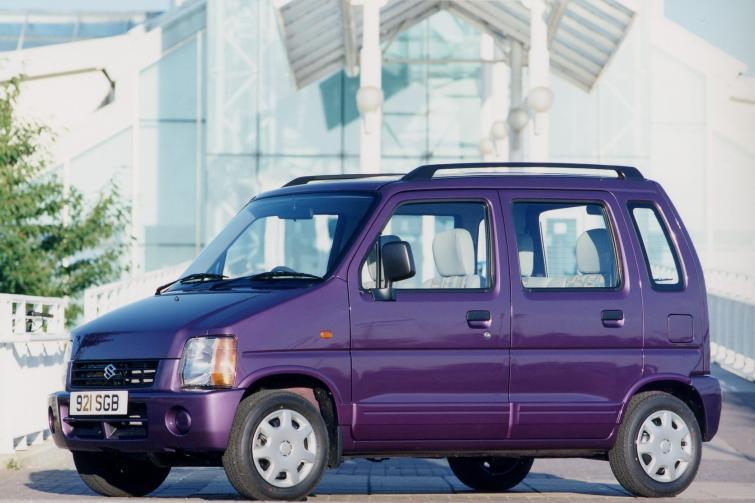 Suzuki Wagon R+ I 1997 - 2000 Microvan #2