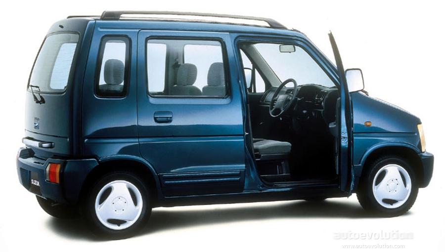 Suzuki Wagon R+ I 1997 - 2000 Microvan #8