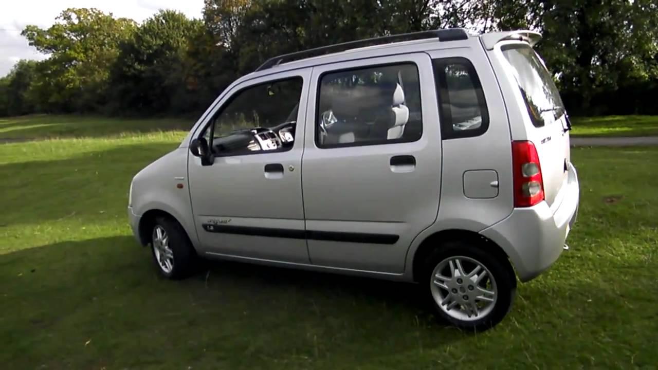 Suzuki Wagon R II 1998 - 2003 Hatchback 5 door #7