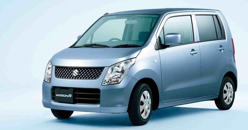 Suzuki Wagon R+ II 2000 - 2008 Microvan #5