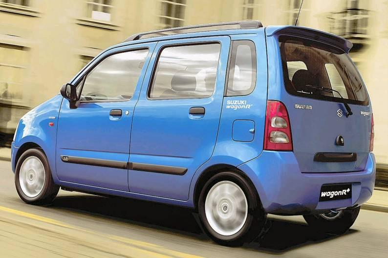 Suzuki Wagon R+ II 2000 - 2008 Microvan #7