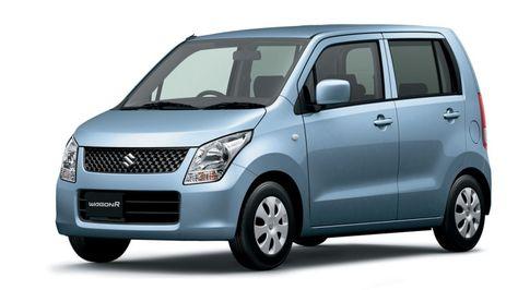 Suzuki Wagon R V Restyling 2014 - now Hatchback 5 door #3