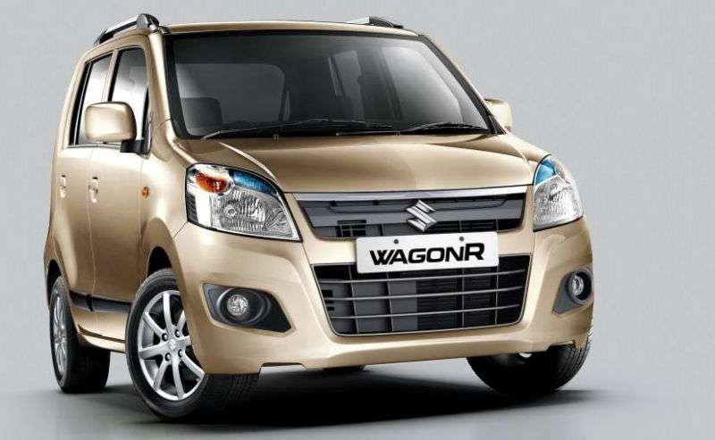 Suzuki Wagon R V Restyling 2014 - now Hatchback 5 door #5
