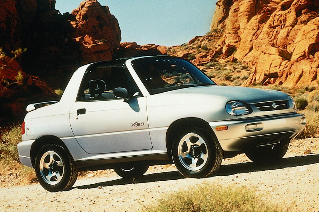 Suzuki X-90 1995 - 2000 SUV #2