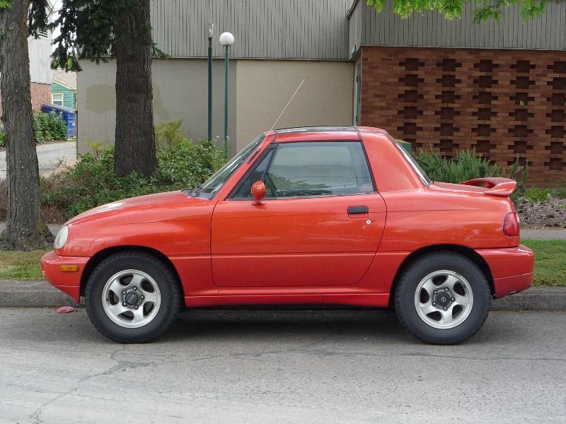 Suzuki X-90 1995 - 2000 SUV #4