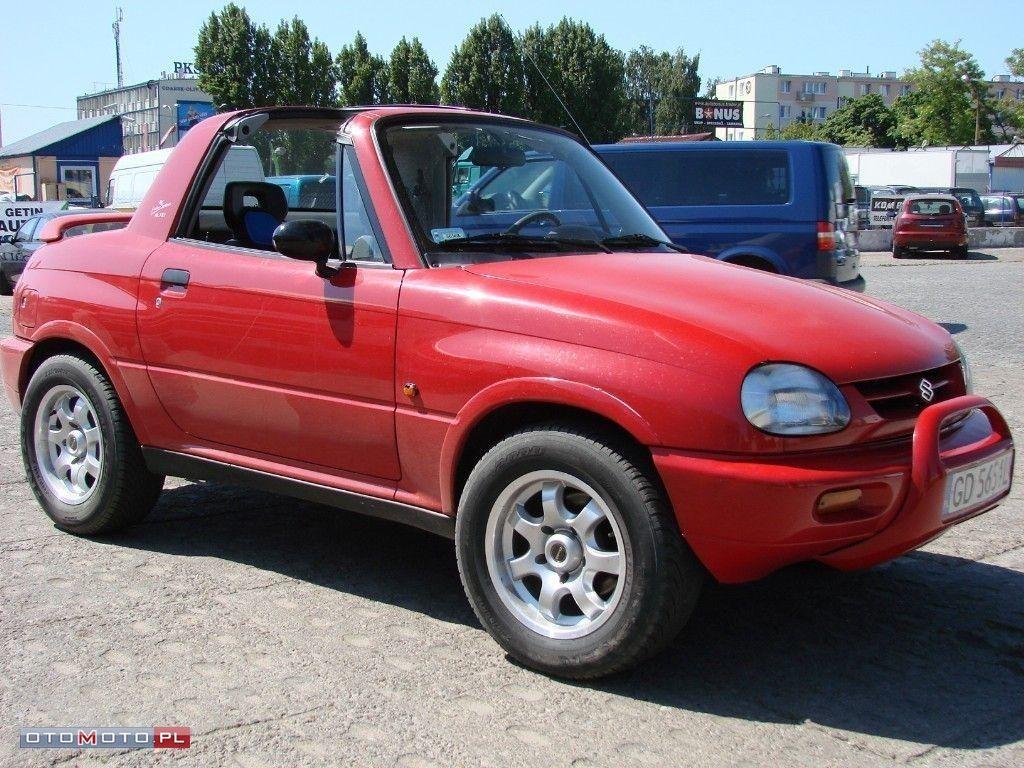 Suzuki X-90 1995 - 2000 SUV #8