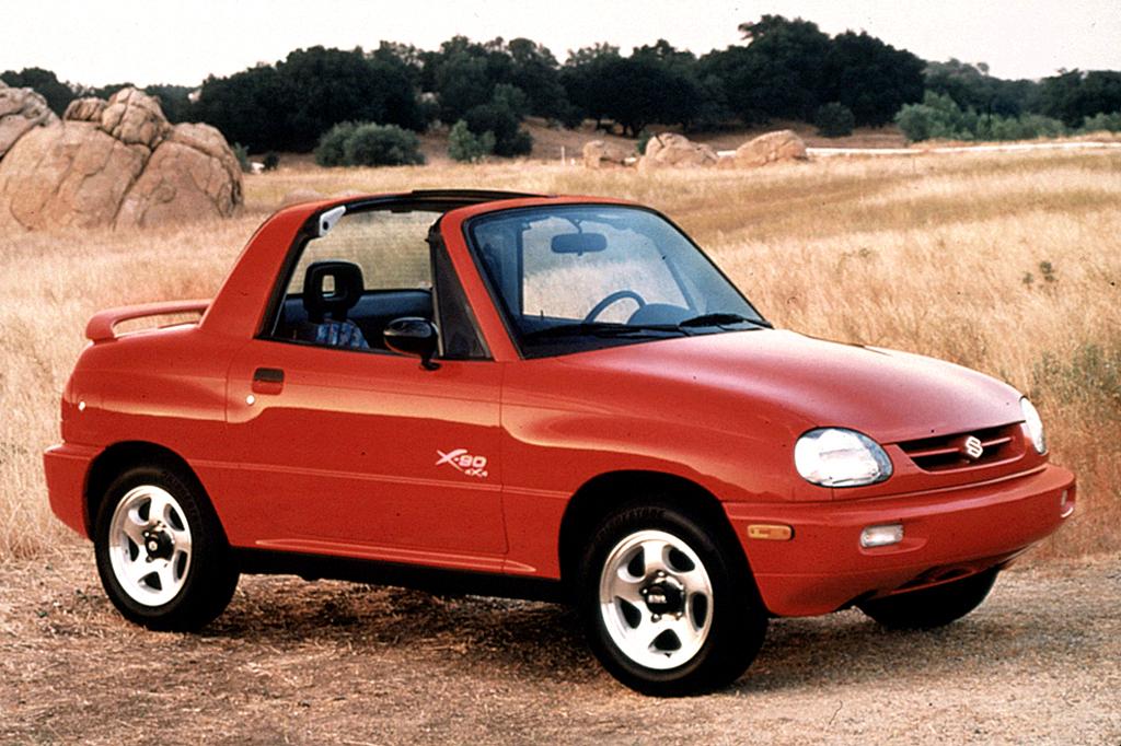 Suzuki X-90 1995 - 2000 SUV #5