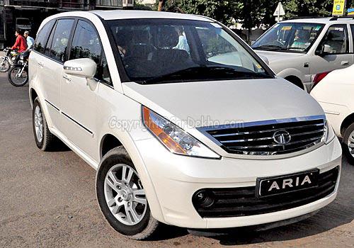 TATA Aria 2010 - now SUV 5 door #1