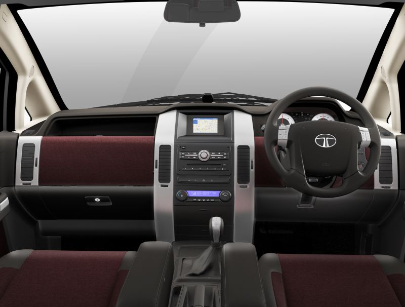 TATA Aria 2010 - now SUV 5 door #7