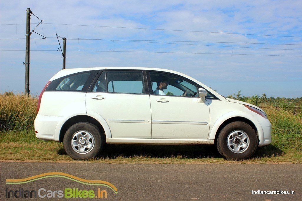 TATA Aria 2010 - now SUV 5 door #5