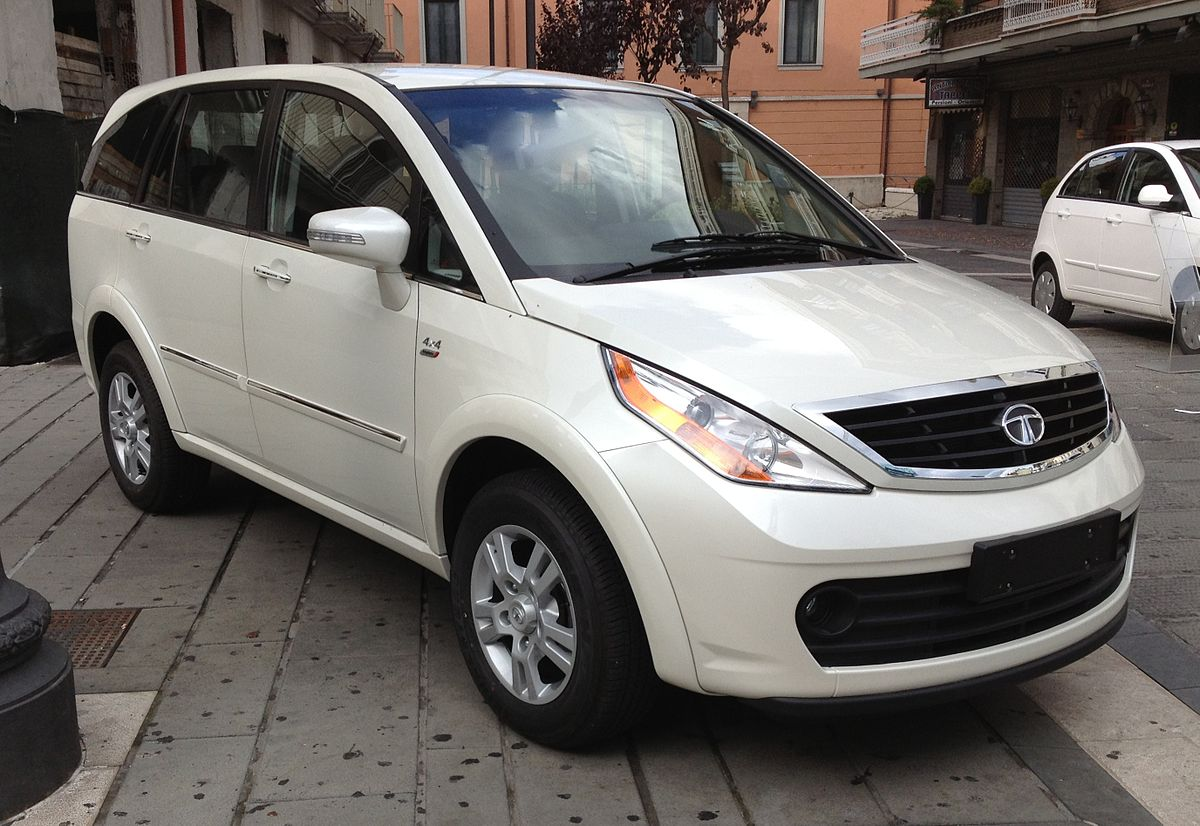 TATA Aria 2010 - now SUV 5 door #8