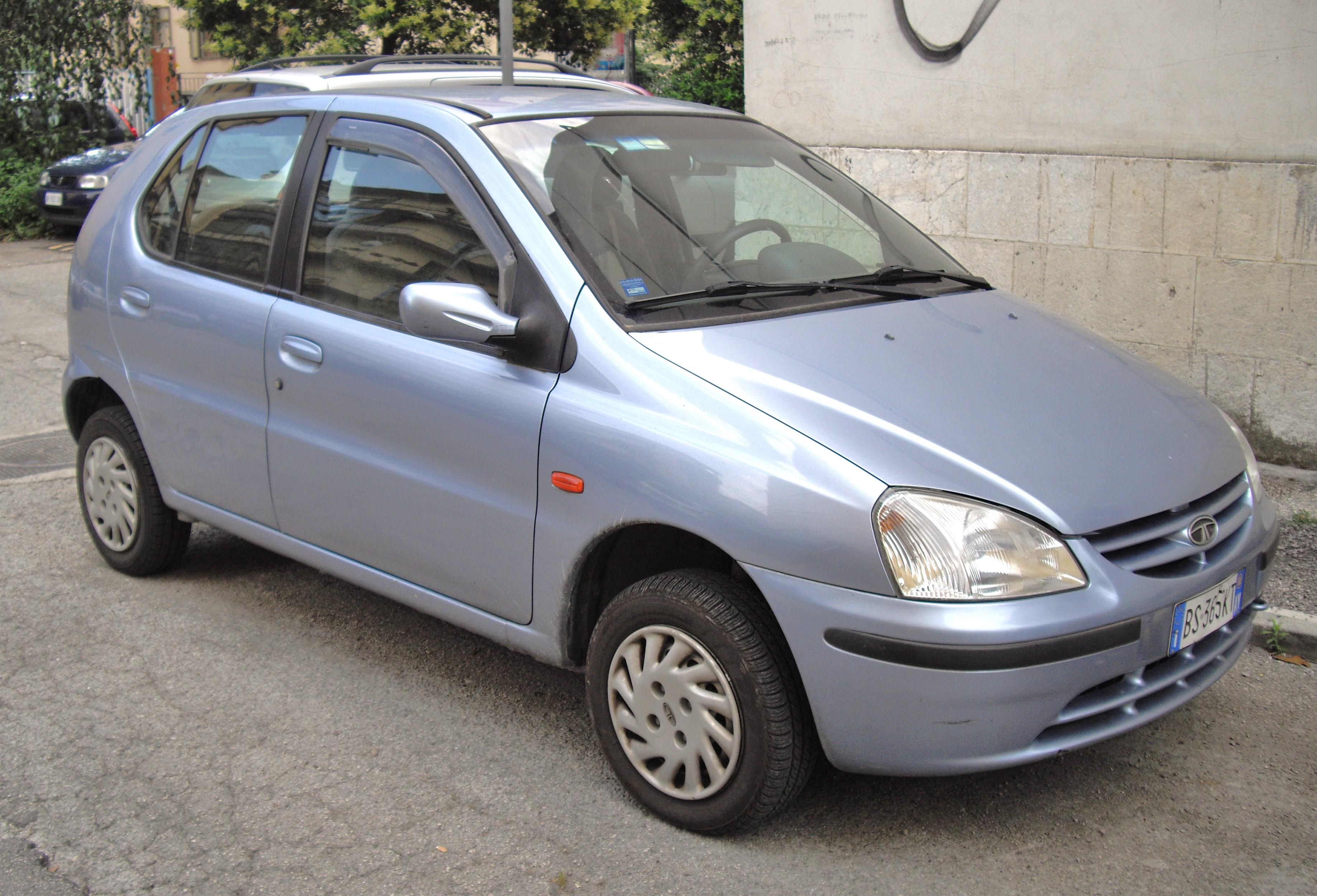TATA Indica I 1998 - 2007 Hatchback 5 door #7