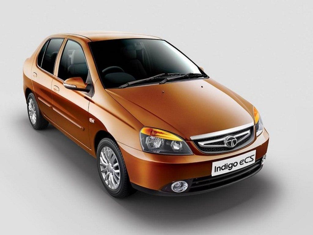 TATA Indigo I 2002 - now Sedan #3